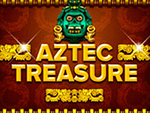 Бездепозитный бонус в автомате Aztec Treasure
