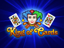 Бездепозитный бонус в автомате King Of Cards