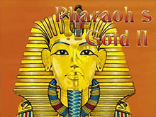 Бездепозитный бонус в автомате Pharaohs Gold 2