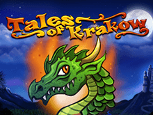 Бездепозитный бонус в автомате Tales Of Krakow